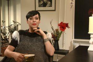 Penkerius metus į pasimatymus vaikštanti N. Marčėnaitė leidžiasi į ilgą kelionę