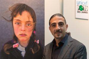 """UNICEF """"Metų nuotraukoje"""" – liūdnos vaikystės veidas"""