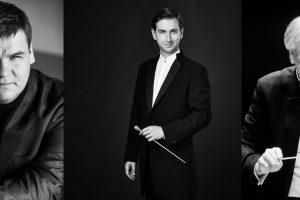 Baltijos šalių Nepriklausomybės šimtmečio proga vienoje scenoje gros trys orkestrai