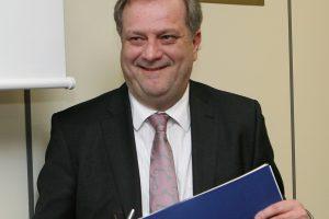 Aplinkos apsaugos agentūros direktoriumi taps R. Špokas