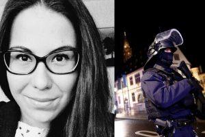 Kruvinų įvykių epicentre Strasbūre buvusi lietuvių žurnalistė: visi buvo šoke