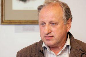 Nutraukė tyrimą dėl buvusio LRT tarybos pirmininko Ž. Pečiulio elgesio