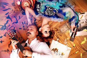 """J. Didžiulis ir E. Jennings užkariauti """"Euroviziją"""" sieks su daina """"Sing!"""""""