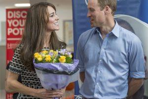 Princui Williamui ir jo žmonai Kate gimė trečiasis vaikas