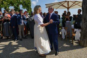 Austrijos diplomatijos vadovė: tūpsnis prieš V. Putiną nereiškia nuolankumo