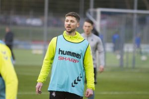 Futbolininkas S. Mikoliūnas: sugrįžau pilnai atsiduoti rinktinei