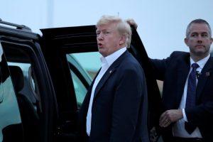 """D. Trumpas: Teisingumo departamento ataskaita – """"visiškas siaubas"""" FTB ir J.Comey"""