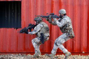 Latvijoje prasideda didžiausios nuo nepriklausomybės atkūrimo karinės pratybos