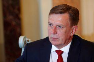 Ministras pirmininkas: Latvija neketina didinti išlaidų gynybai