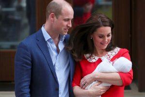 Didžiojoje Britanijoje bus pakrikštytas princas Louisas