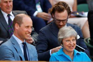 Th. May ir princas Williamas dalyvaus Amjeno mūšio šimtmečio minėjime