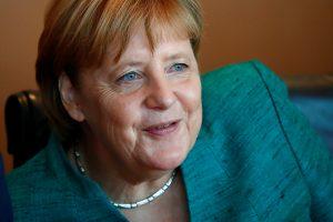 A. Merkel norėtų, kad Europos Komisijai vadovautų Vokietijos atstovas