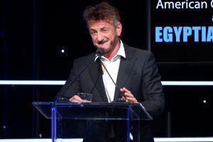 Holivudo žvaigždė S. Pennas kuria filmą apie žurnalisto J. Khashoggi nužudymą