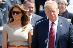M. Trump televizoriuje įjungtas CNN kanalas sukėlė prezidento pasipiktinimą