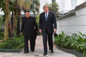 JAV pasirengusios konstruktyviai derėtis su Šiaurės Korėja