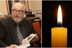 Mirė rašytojas A. Zurba