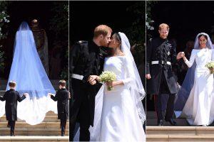 Gerbėjai gyvai galės pasigrožėti Princo Harry ir M. Markle vestuviniais drabužiais