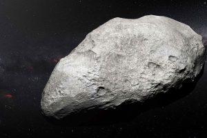 Saulės sistemos pakraštyje aptiktas iš jos vidinės srities išsviestas asteroidas