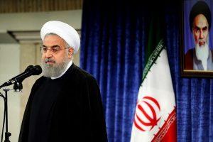 Iranas iškėlė sąlygas, kuriomis laikysis branduolinės sutarties