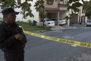 Meksikos šiaurėje nužudyta vietos laikraščio žurnalistė