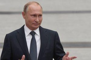 V. Putinas lankosi Kinijoje