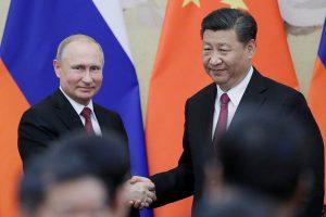 V. Putinas: bendradarbiavimas su Kinija pasiekė beprecedentį lygį