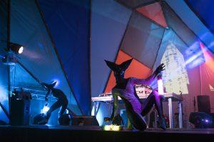 """""""Yaga Gathering"""": festivalio lankytojai kviečiami pasinerti į kūno metamorfozes"""