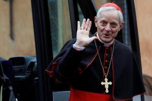 Atsistatydino kunigų pedofilų dangstymu kaltinamas JAV kardinolas