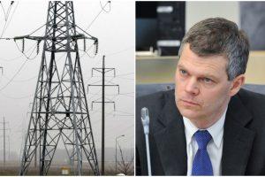 VSD vadovas: didžiausios grėsmės energetikos srityje – iš Baltarusijos ir Rusijos