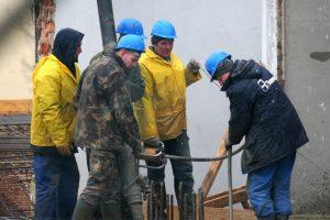 VMI primins statybininkams apie jų pamirštą sumokėti PVM