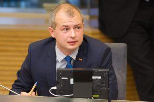 S. Gentvilas: verslui gresia 90 mln. eurų baudos