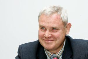 V. Grubliauskas: augti susiruošusiai Klaipėdai reikės auginančių žmonių