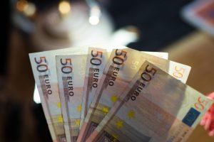 Už pajamų slėpimą – didesnės baudos