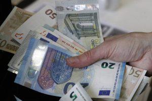 Darbo inspekcija: darbo užmokesčio dydis turėtų būti apvalinamas darbuotojo naudai