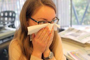 Oficialu: Klaipėdoje skelbiama gripo epidemija