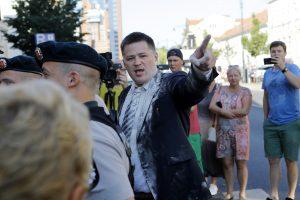 V. Titovas taikosi į Klaipėdos mero postą