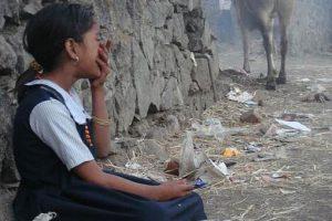 Indijoje išžaginta ir padegta antra paauglė