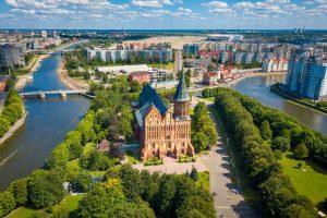 Kaliningradas – išskirtinėms atostogoms už priimtiną kainą