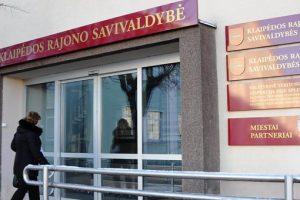 Vyksta gyventojų apklausa dėl Klaipėdos rajono savivaldybės pavadinimo keitimo