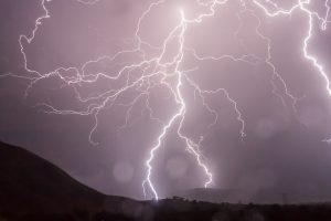 Speciali avalynė ar tupėjimas nuo žaibo neapsaugos
