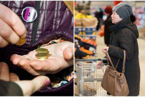Vyriausybės kova su kainomis: maisto kuponais naudosis ne visi?