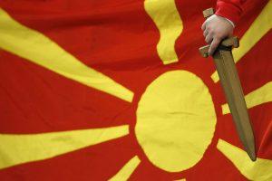 Makedonijos parlamentas balsuos dėl šalies pavadinimo pakeitimo