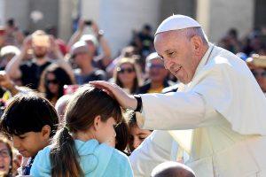 Popiežius Pranciškus norėtų apsilankyti Šiaurės Korėjoje ateinantį pavasarį