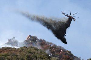 Pražūtingiausias Kalifornijos gaisras pareikalavo jau 42 žmonių gyvybių