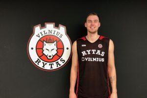 """Vilniaus """"Rytas"""" pasirašė sutartį su N. Giga"""