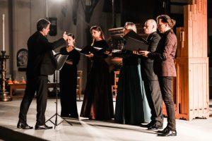 Jubiliejiniame M. Scacchi senosios muzikos festivalyje – staigmenos