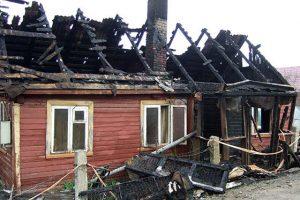 Policija sulaikė įtariamuosius padegimais Radviliškyje