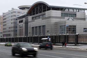 Londonas ragina ES imtis sankcijų prieš Rusijos žvalgybos vadovybę