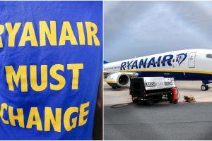 """""""Ryanair"""" praneša apie preliminarų susitarimą su Italijos darbuotojais"""