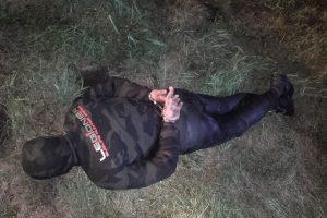"""Kontrabandą į Lietuvą baltarusiai gabeno """"pasipuošę"""" nardymo kostiumais"""